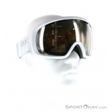 POC Fovea Skibrille-Weiss-One Size