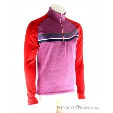 CMP HZ Sweat Herren Skisweater-Rot-46