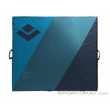 Black Diamond Drop Zone Crash Pad Bouldermatte-Blau-One Size