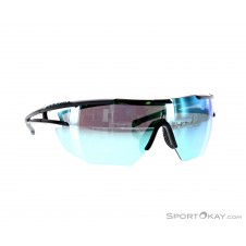 Alpina Eye-5 Shield CM+ Sonnenbrille-Schwarz-One Size
