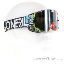 Oneal B-30 Youth Goggles Kinder Downhillbrille-Mehrfarbig-One Size