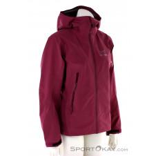 Arcteryx Zeta LT Jacket Damen Outdoorjacke-Rot-XS