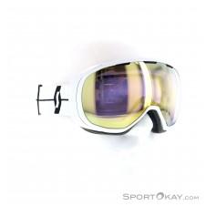 Scott Fix Light Sensitive Skibrille-Weiss-One Size