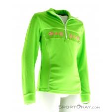 CMP Sweat HZ Mädchen Skisweater-Grün-140