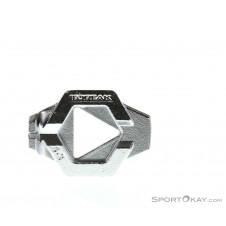 Topeak DuoSpoke Wrench 13G/4.3 mm Speichenschlüssel-Grau-One Size