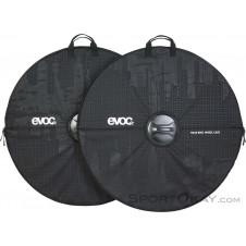 Evoc Road Bike Wheel Cover Laufradtasche-Set-Schwarz-One Size