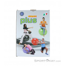 Sports Factory Gymnix Classic Plus 65cm Sitzball-Blau-65