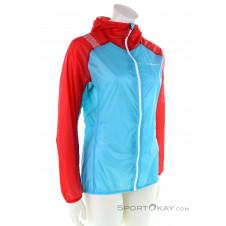 La Sportiva Briza Windbreaker Damen Laufjacke-Hell-Blau-S