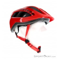 Scott SUPRA Bikehelm-Rot-One Size