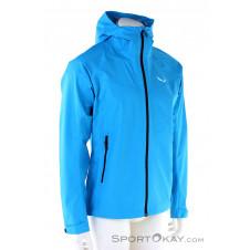Salewa Puez Aqua 3 PTX Jacket Herren Outdoorjacke-Türkis-S