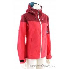 Ortovox Corvara Jacket Damen Outdoorjacke-Pink-Rosa-XS