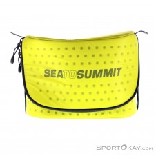 Sea to Summit Ultra Sil Padded Soft Cell M Kulturbeutel-Gelb-One Size
