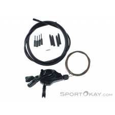 Shimano XTR 11/12-Fach Schalthebel-Schwarz-One Size