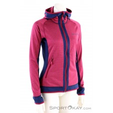Vaude Back Bowl Fleece Damen Fleecejacke-Pink-Rosa-36