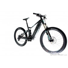 Scott E-Contessa Genius 720 2018 E-Bike All Mountainbike-Schwarz-M