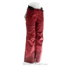 Scott Vertic 3l Damen Skihose-Rot-XS