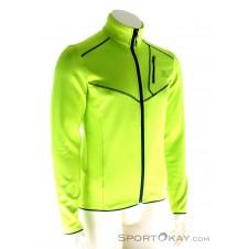 Salomon Discovery FZ Herren Skisweater-Grün-S