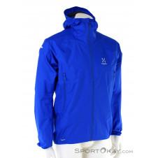 Haglöfs L.I.M Proof Multi Jacket Herren Outdoorjacke-Blau-S