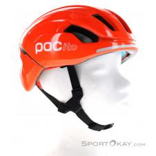 POC Pocito Omne Spin Kinder Bikehelm-Orange-XS