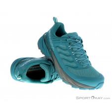 Scarpa Rush Damen Trailllaufschuhe-Blau-40