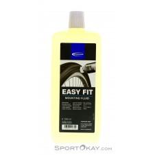 Schwalbe Easy Fit Montage Fluid Nachfüllflasche 1000ml-Mehrfarbig-One Size