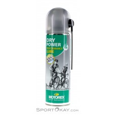 Motorex Dry Power Kettenschmiermittel 300ml-Grau-300