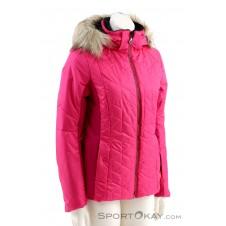 Icepeak Claudia Damen Skijacke-Pink-Rosa-36