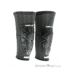 Leatt 3DF AirFlex Knee Guard Knieprotektoren-Schwarz-XXL