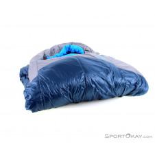 The North Face Cats Meow rechts Schlafsack-Blau-Regular