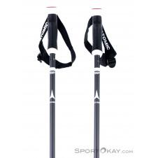 Atomic AMT Carbon SQS Skistöcke-Schwarz-120