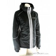 Maier Disentis Jacket Damen Skijacke-Schwarz-36