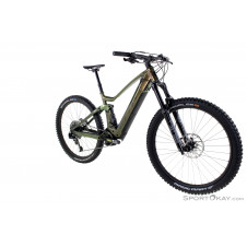 "Scott Genius eRide 910 29"" 2021 E-Bike All Mountainbike-Grün-M"
