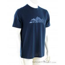 Schöffel Sao Paulo 3 Herren T-Shirt-Blau-48
