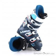 Lange XT Free 90 W Damen Skischuhe-Blau-24