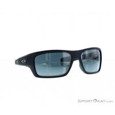 Oakley Turbine Matt Black Sonnenbrille-Schwarz-One Size