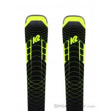 K2 Disruption SC + M3 11 Compact Quikclik Skiset 2021