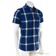 Mammut Mountain Shirt Herren Outdoorhemd-Blau-S