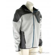 Spyder Stated Novelty Hoody Mid Weight Core Herren Sweater-Grau-M