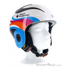 Sweet Protection Volata MIPS TE Damen Skihelm-Weiss-M/L