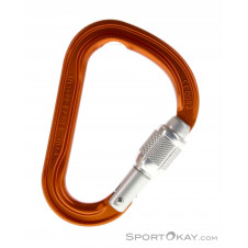 Petzl Attache HMS-Karabiner-Orange