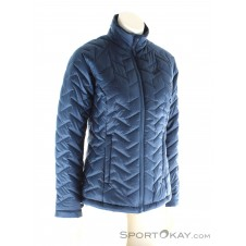 Jack Wolfskin Icy Creek Jacket Damen Outdoorjacke-Blau-M