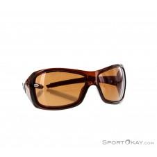 Gloryfy G10 Brown Shiny Damen Sonnenbrille-Braun-One Size