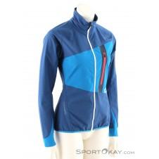 Ortovox Tofana Jacket Damen Tourenjacke-Blau-S