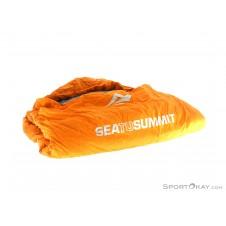 Sea to Summit Trek TK1 Daunen Schlafsack-Orange-Regular