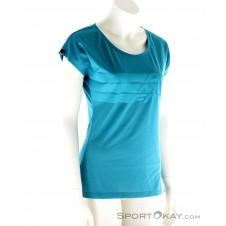 Dynafit Compound SS Damen T-Shirt-Blau-40