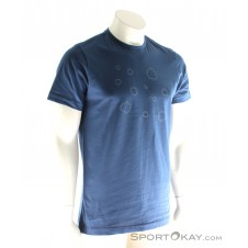 Black Diamond Hexteroid Tee Herren T-Shirt-Blau-S
