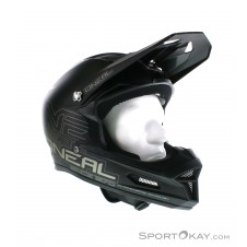 Oneal Fury RL Downhill Helm-Schwarz-M
