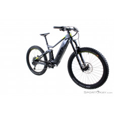"Scott Genius eRide 710 27,5"" 2019 E-Bike All Mountainbike-Schwarz-M"