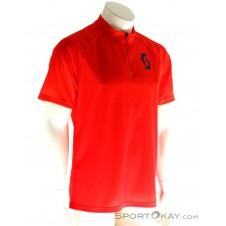 Scott Trail 40 S/SL Shirt Herren Bikeshirt-Rot-M
