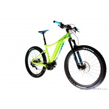 Giant Dirt-E+ 2 Pro 2018 E-Bike Trailbike-Grün-M